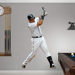 Vinyl Mural Wall Decal of Miguel Cabrera